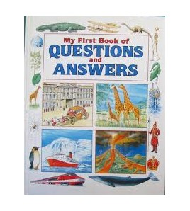 My First Book Of Questions...