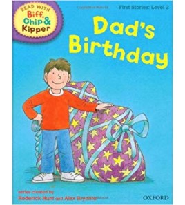Dad's Birthday (Read with...