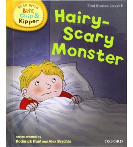 hairy scary monster (Read...