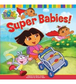 Super Babies!. Adapted by...