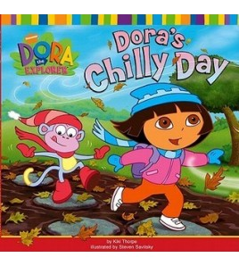 Dora's Chilly Day (Dora The...