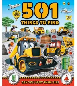 501 Things to Find...