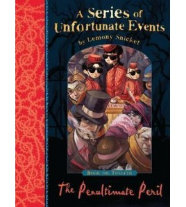The Penultimate Peril (A...