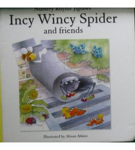 Itsy Bitsy Spider: And...