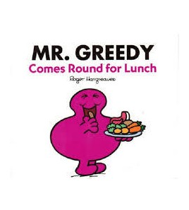 Mr. Greedy Comes Round For...