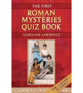 The First Roman Mysteries...