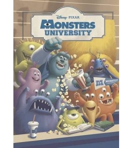 Disney Monsters University...