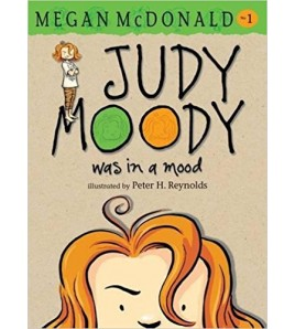 Judy Moody was in a Mood....