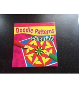 Doodle Patterns Colouring