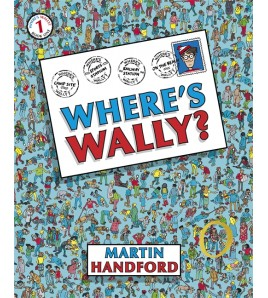 Where's Wally? nr 1