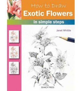 How to Draw Exotic Flowers:...