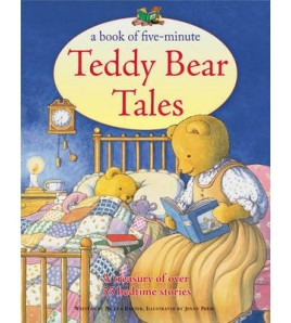 A Book of Five-Minute Teddy...