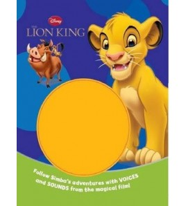 The Lion King Book & CD...