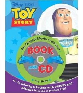 Toy Story (Disney Book & CD)