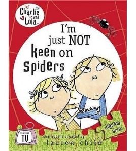 I'm Just Not Keen on Spiders