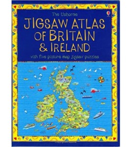 Jigsaw Atlas of Britain &...