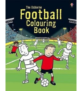 Football Colouring Book...