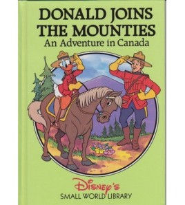 Donald joins the Mounties:...