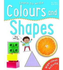 Learn To Write: Colours And...
