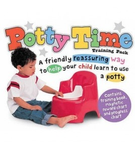 Potty Time Training Pack...