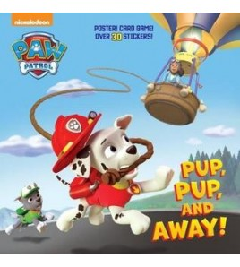 Pup, Pup, and Away! (Paw...