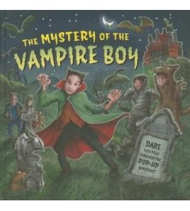 The Mystery of the Vampire...