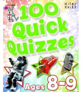 100 Quick Quizzes - Ages 8-9