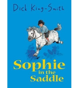 Sophie in the Saddle...