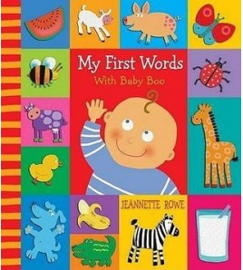 My First Words with Baby...