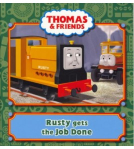 Rusty Gets The Job Done