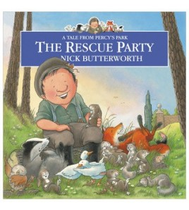 The Rescue Party (A Percy...