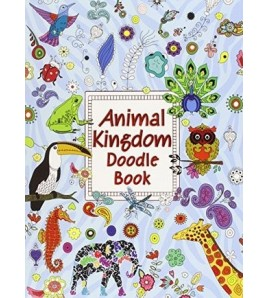 Doodle Book - Animal Kingdom