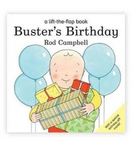 Buster's Birthday (Buster...