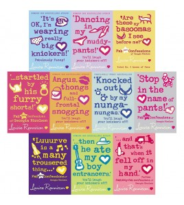 Louise Rennison Collection...