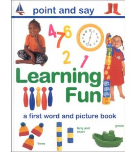 Learning Fun - A First Word...
