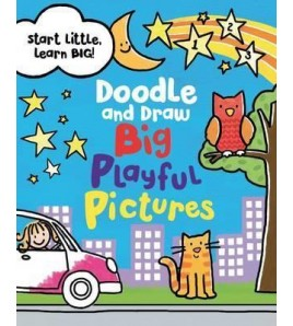 Doodle and Draw Big Playful...
