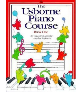 Piano Course Book One