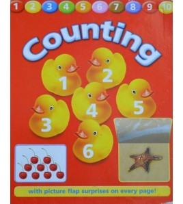 Counting with picture flap...