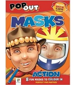 Pop-out Masks