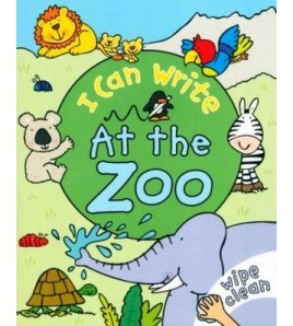I Can Write At the Zoo