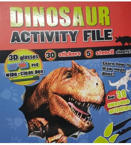 Dinosaur Activity File