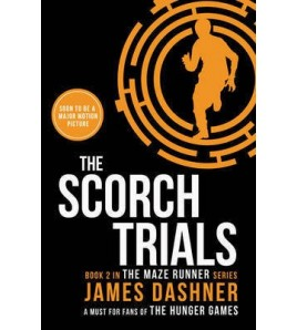 The Scorch Trials (The Maze...