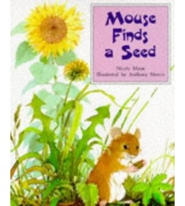Mouse Finds A Seed
