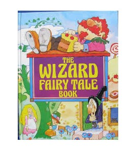 The Wizard Fairy Tale Book