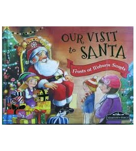 Our Visit to Santa - Frosts...
