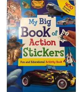 My big book of action...