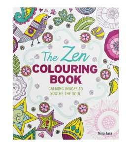 The ZEN Colouring Book