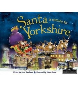 Santa Is Coming to Yorkshire