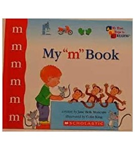 My M Book (my first step to...