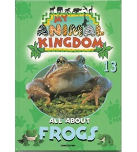 All About Frogs (My Animal...